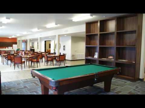 College Villas Senior Apartments