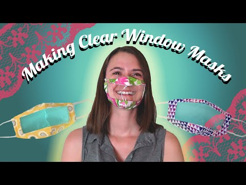 How to Make Clear Window Mask