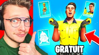 On a GAGNÉ le TOURNOI LAZARBEAM et SON SKIN ! (fortnite)