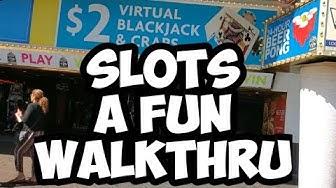 Slots A Fun Walkthru