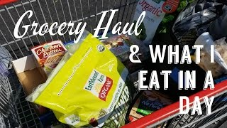 NPC Journey 7: Costco Grocery Haul, My Meals in a Day & 8 week out check in