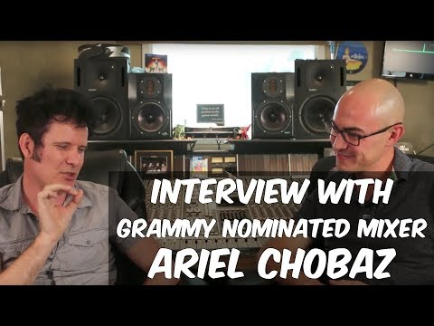 Mixing Hip Hop with Ariel Chobaz - Warren Huart: Produce Like a Pro