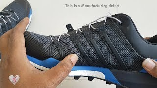 adidas terrex skychaser unboxing and review : why i returned it ?