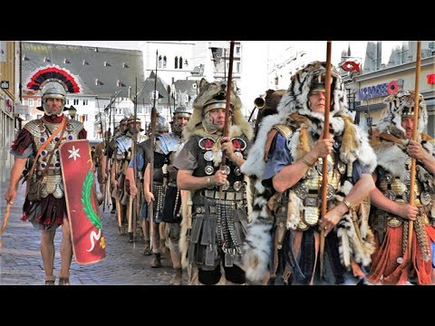 The Romans Are Back!