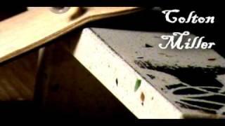 Shen Bench + Home Made Deck = Fingerboarding