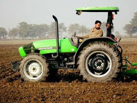 DUET FARHZ 4/4 TRACTOR PULLING POWER DISC IN PUNJAB