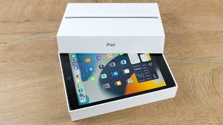 "10.2"" iPad 2021 (9.Generation) Unboxing & erster Eindruck"