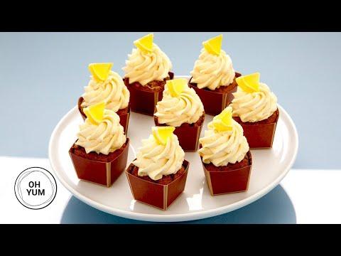 Professional Baker's Best Earl Grey Cakes Recipe!