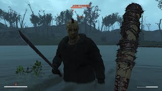 Friday The 13th Quest Mod In Fallout 4 - PC/Xbox One