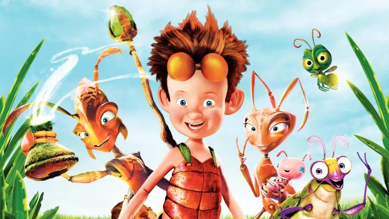 Download wallpaper ant bully, the ant bully, film, movies free.