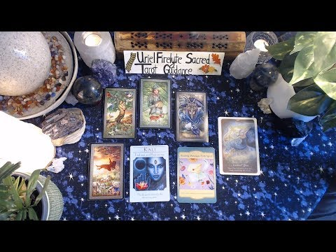 Daily Reading 17th September 2018~Releasing the Old & With LOVE Embracing The NEW!!