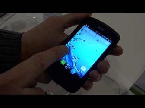 Acer Liquid Z2 Android: anteprima live dal MWC 2013
