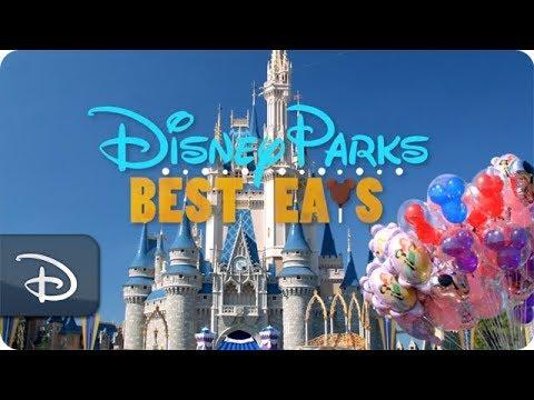 """Find your #HappyPlace: The """"Best Eats"""" Around Walt Disney World Resort"""