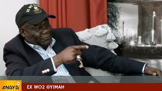Ex WO2 Gyimah confirms he was misled to overthrow Kwame Nkrumah and regrets