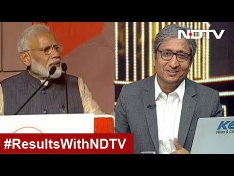 Modi Sarkar 2.0: Watch Ravish Kumar's Analysis Of Lok Sabha Election Results 2019