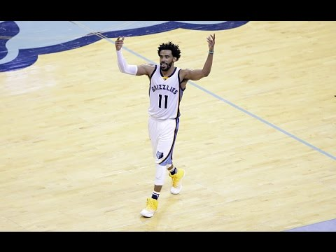 Marc Gasol, Mike Conley, and Zach Randolph Lead The Grizzlies to Victory   April 20, 2017