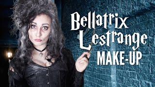 BELLATRIX LESTRANGE MAKEUP TUTORIAL