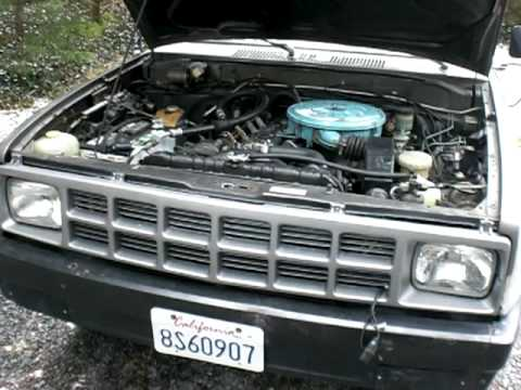 Perfect 1982 Isuzu Pup Diesel 2.2 L   YouTube