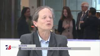 7/8 Politique –  émission du 11 novembre 2016 avec Pervenche Berès (PS)