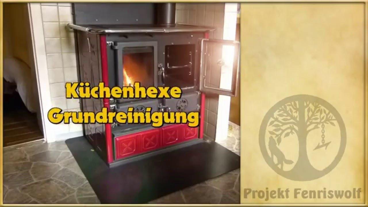 Backen Im Küchenofen : Reinigen putzen küchenofen küchenhexe nordica rosetta youtube