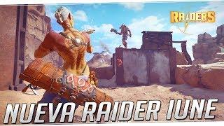 RAIDERS OF THE BROKEN PLANET - Nueva Raider IUNE - Un healer por fin!!