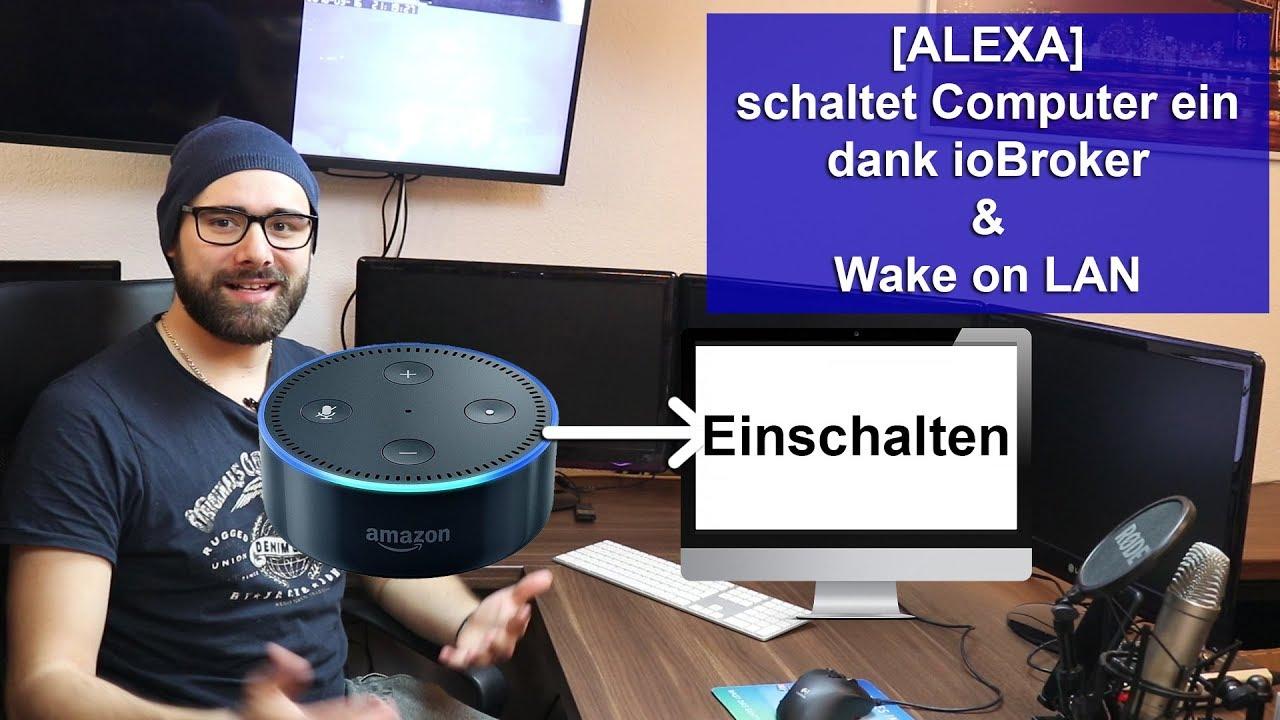 Alexa Wake On Lan