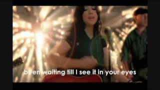 Michelle Branch - Breathe *Official Music Video ( Instrumental + Lyrics On Screen )