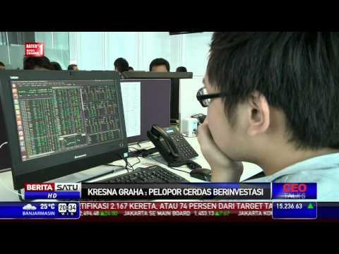 CEO Talks: Kresna Graha, Pelopor Cerdas Berinvestasi #1