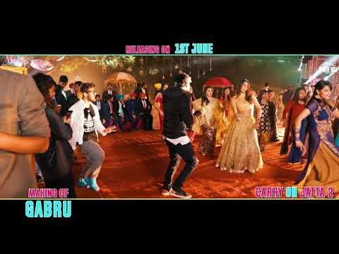 Gabru (Making) Gippy Grewal & Shipra Goyal | Carry On Jatta 2 | White Hill Music