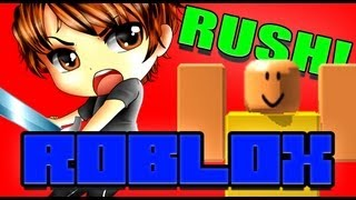 Roblox Super Roblox Rush! - Bald People!
