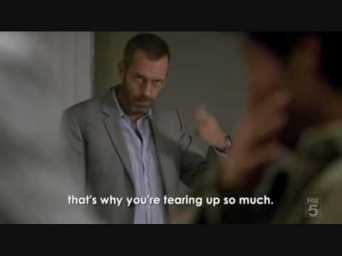 Dr House speaks spanish