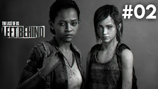 The Last Of Us -Left Behind PS4 - Cap 02 Vamos Ao Shopping  #thelastofus #LEFTBEHIND #ELLIE #JOEL