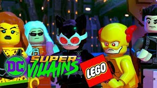 LEGO DC Super Villains - #6 A LIGA DA INJUSTIÇA VILÕES - ANDRADE GAMES