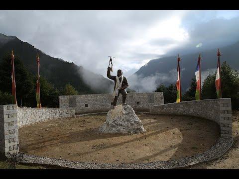 Arun Valley Trek + EBC trek + Gokyo Trek completed in 19 days in September October 2015