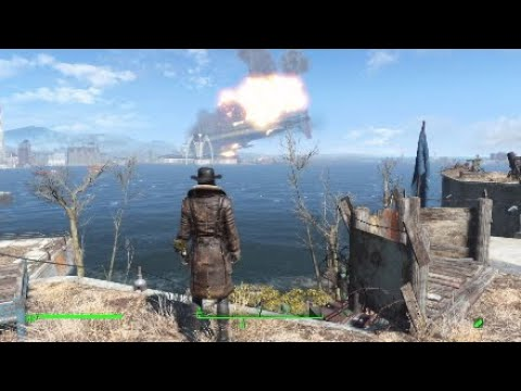 The Castle Challenge (Fallout 4 Settlement Build)