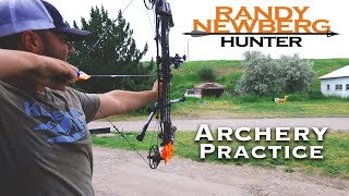Off-Season Archery Games