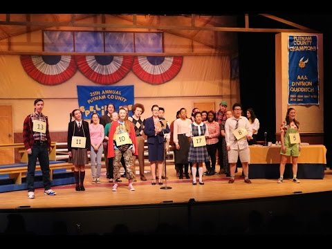 Pingry - 25th Annual Putnam County Spelling Bee (Saturday Matinee)