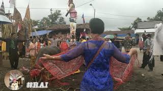 Tabuh Tiwah Masal Hindu Kaharingan di Balai Basarah Hindu Kaharingan Palangka Raya
