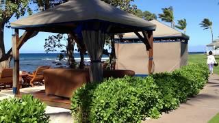 フェアモントオーキッドホテル@ハワイ島の朝 part2