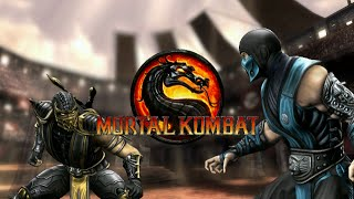 Обзор Mortal Kombat (PS Vita)