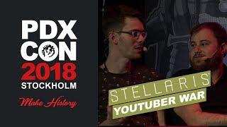 Stellaris YouTuber War Season 2 - PDXCON 2018