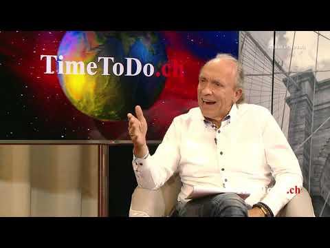 Bist du Kraftlos? Norbert Heuser kann dir binnen Sekunden Kraft schenken - TimeToDo vom 26.06.2019