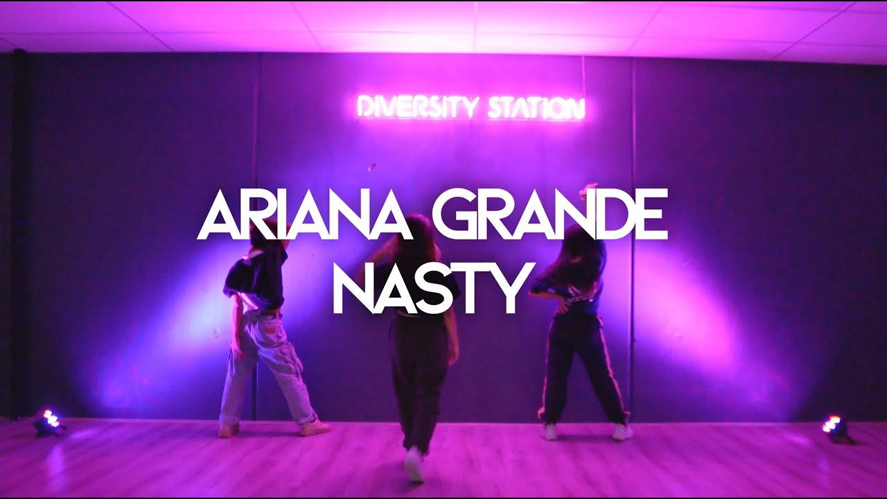 [Diversity Station Dance Studio] Ariana Grande - Nasty   Thexhan's choreography