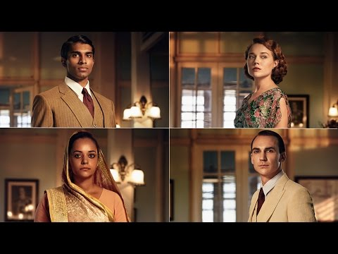 MASTERPIECE Virtual Roundtable: Indian Summers Cast