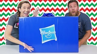 Hasbro Surprise Holiday Toy Box Of Presents
