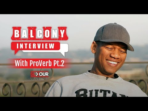 #BalconyInterview: Proverb On Constant Learning x Leaving A Legacy