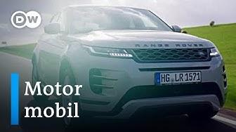 Trendsetter Range Rover Evoque II | Motor mobil