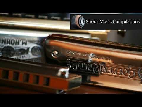 Blues Harmonica 2 - A two hour long compilation