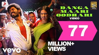 Anegan - Danga Maari Oodhari Video | Dhanush | Harris | Super Hit Dance Song thumbnail