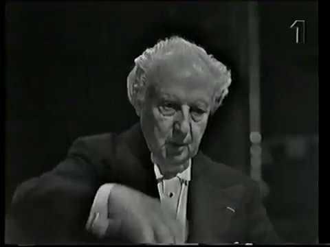 Leopold Stokowski   conducts Sveriges Radios Symfoniorkester